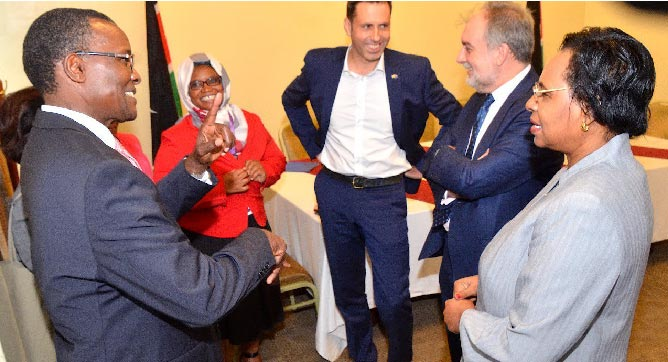 Kenya, the European Union (EU) and Spain to upscale fight against Gender Based Violence (GBV)