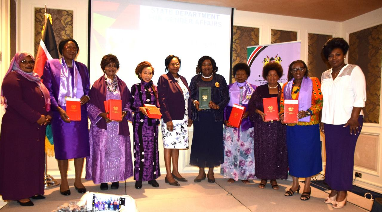 MINISTRY NAMES WOMEN LEADERS AWARD AFTER LATE BOMET GOVERNOR JOYCE LABOSO IN HER HONOUR