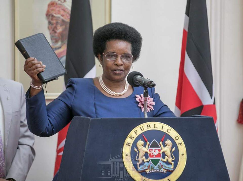 Public Service gets New Principal Secretary