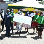 Cabinet Secretary Handover Donations to cushion vulnerable households in Meru and Tharaka Nithi Counties