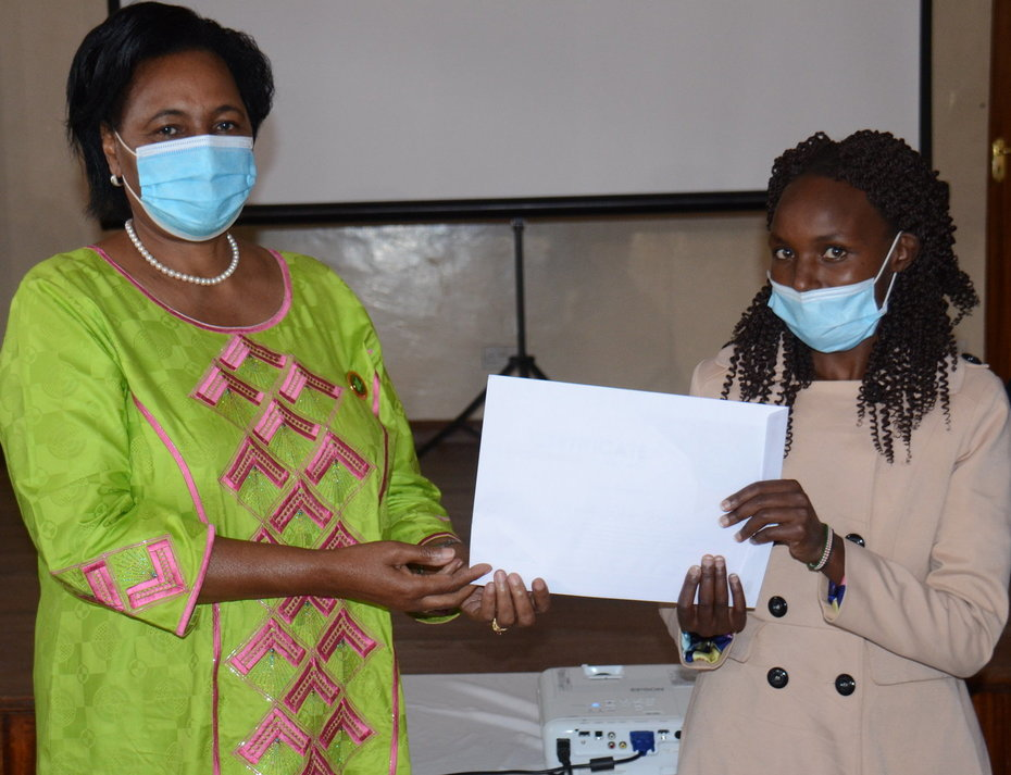 Cabinet Secretary Launches PCAK Report on SGBV During Covid-19 Pandemic