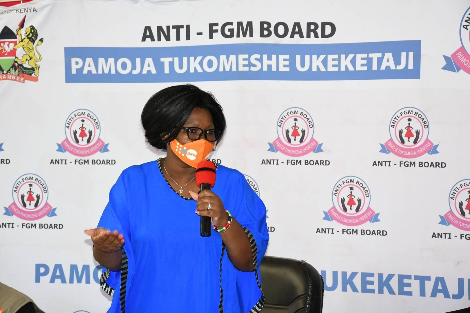 CAS, HON. SHEBESH CONDEMNS FMG PRACTICE ON INFANTS IN TAITA TAVETA
