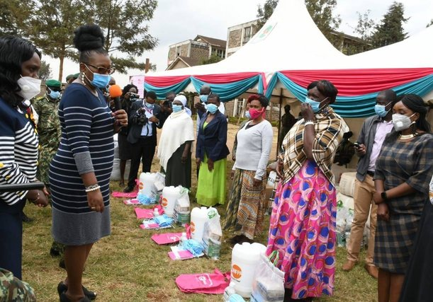 CAS, Hon. Shebesh calls for support of Widows