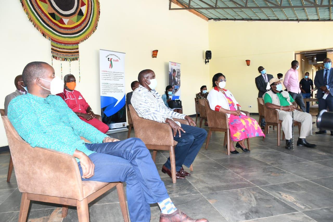 National Youth Week 2020 launched in Kajiado County