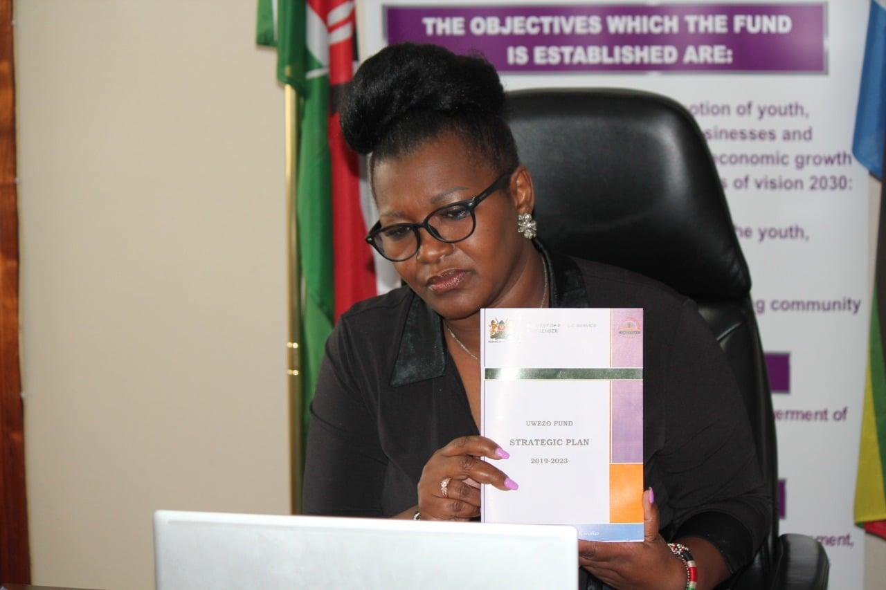 Uwezo Fund Oversight Board launches Five Year Strategic Plan (2019-2023)