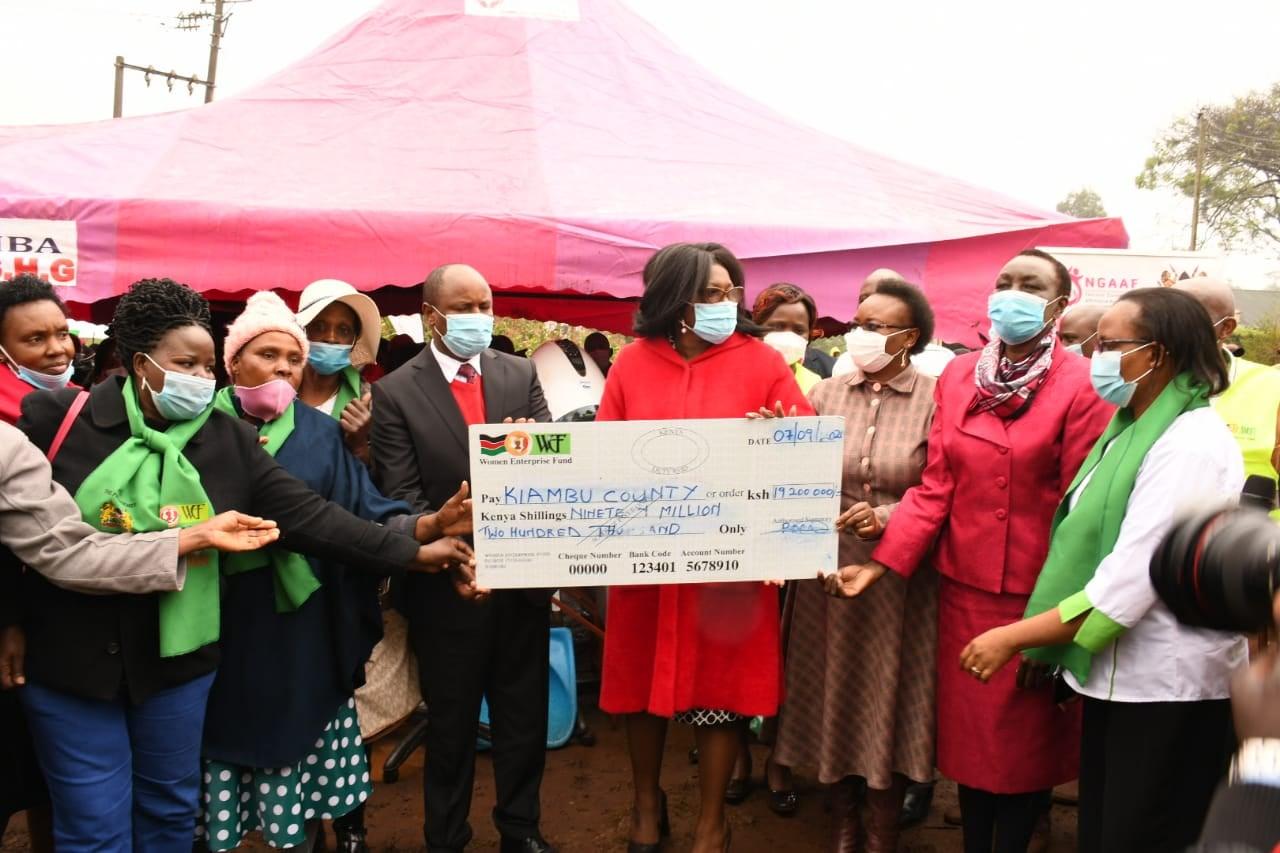 Ministry Disburses over Ksh. 94 million Affirmative Funds