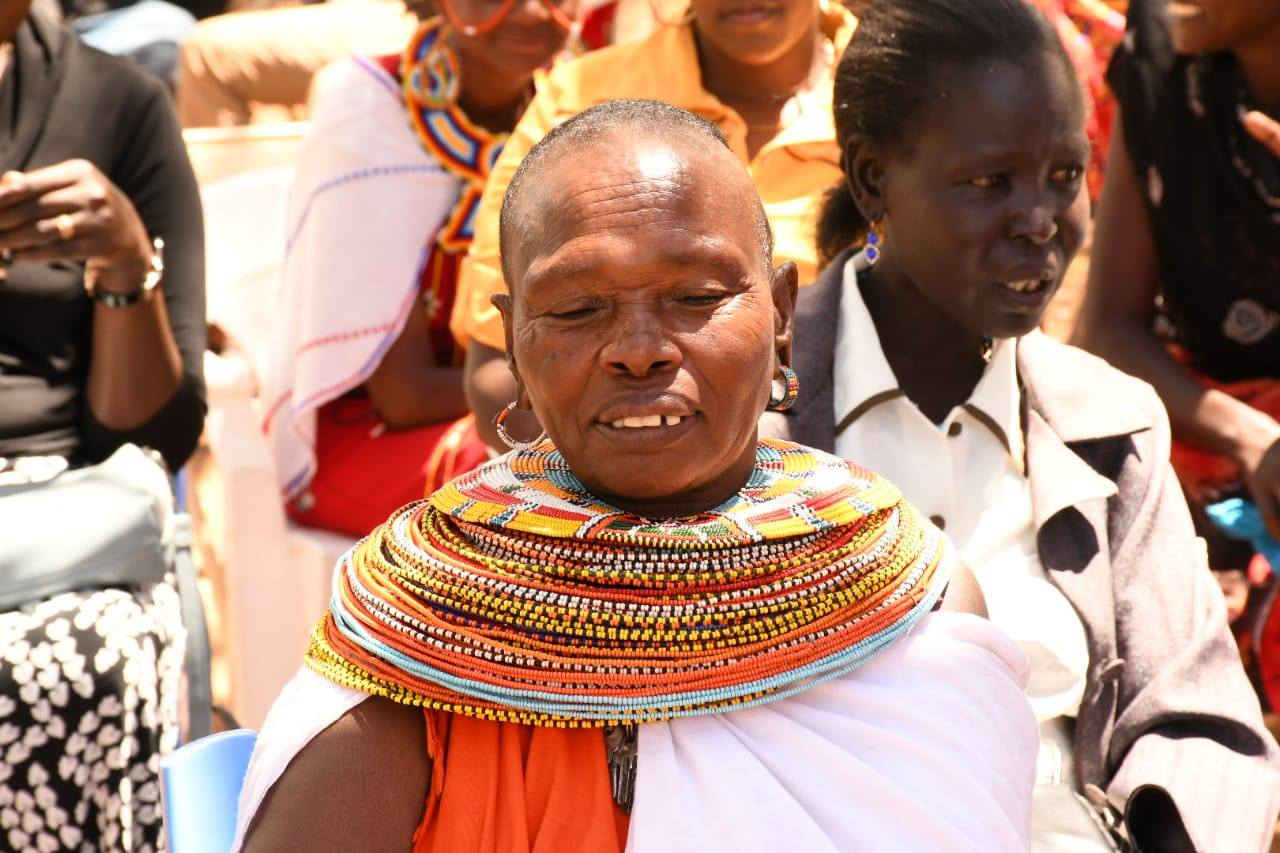 Official launch of End FGM by 2022 Campaign in Samburu County