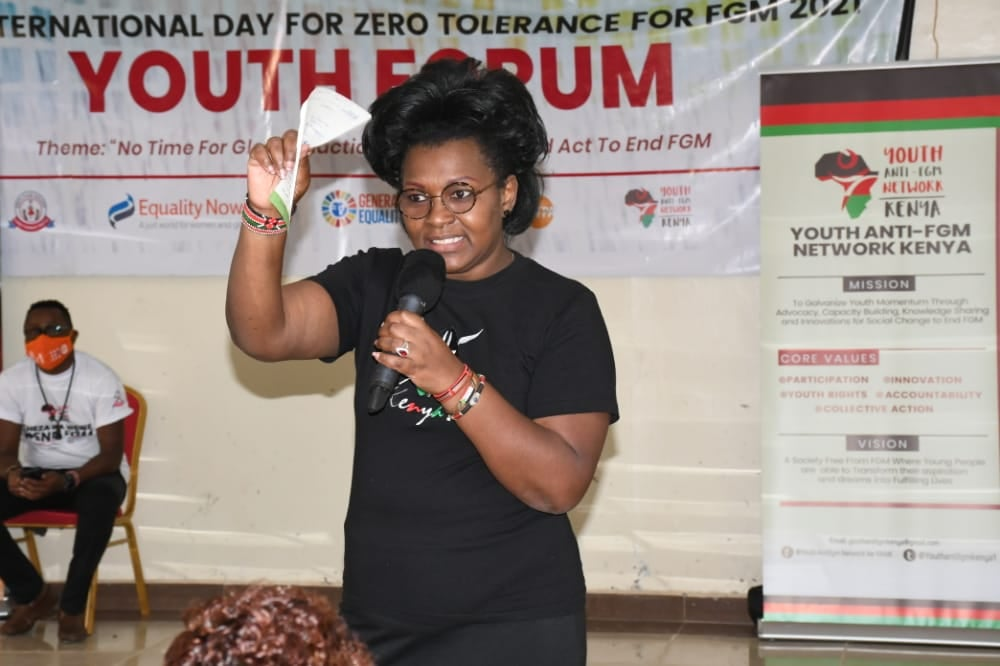 FGM Spikes in West Pokot Due to COVID-19 Pandemic