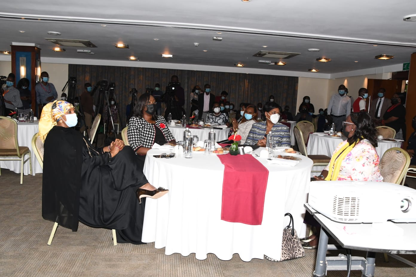Women Leaders Issue a Statement of Support on the  Nomination of Justice Koome for CJ Position
