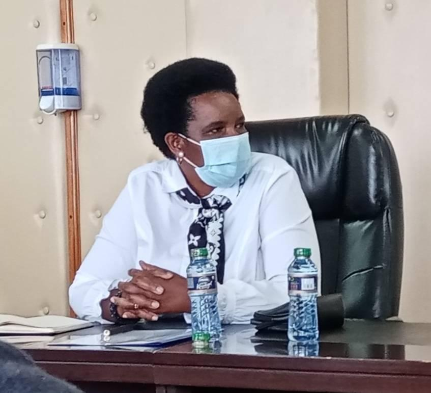 PS Kimonye meets APSD2021 Team of Innovators Selected from Public Institutions