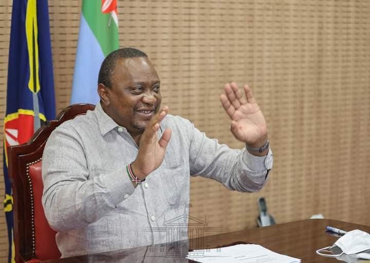 Kenya On Course To Achieving Gender Equality, President Kenyatta Says