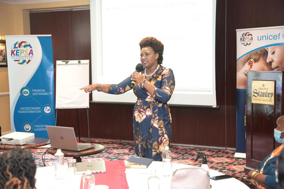 Agro Processors, Food Marketers and Women Training of Trainers Workshop