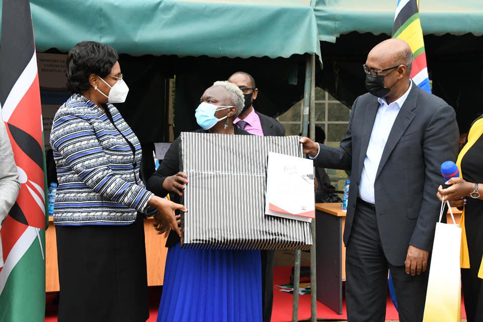 East African Community and Regional Development Staff Award Ceremony