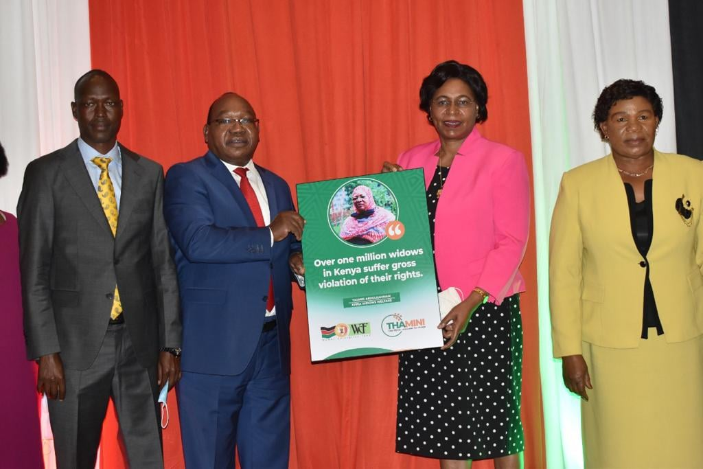 Launch of Thamini Loan Product for Widows